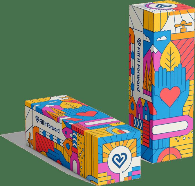box rendering