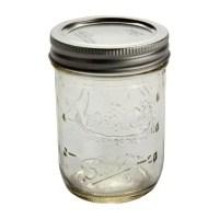 64 oz Mason Jar Dimensions