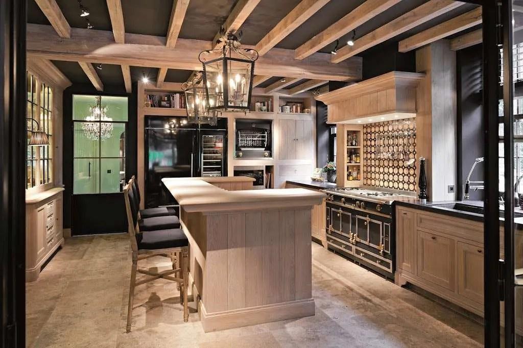 Le Cucine La Cornue ideate e realizzate su Misura