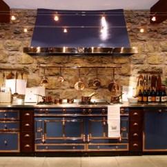 La Cornue Kitchen Tuscan Decor Industrial By Random From