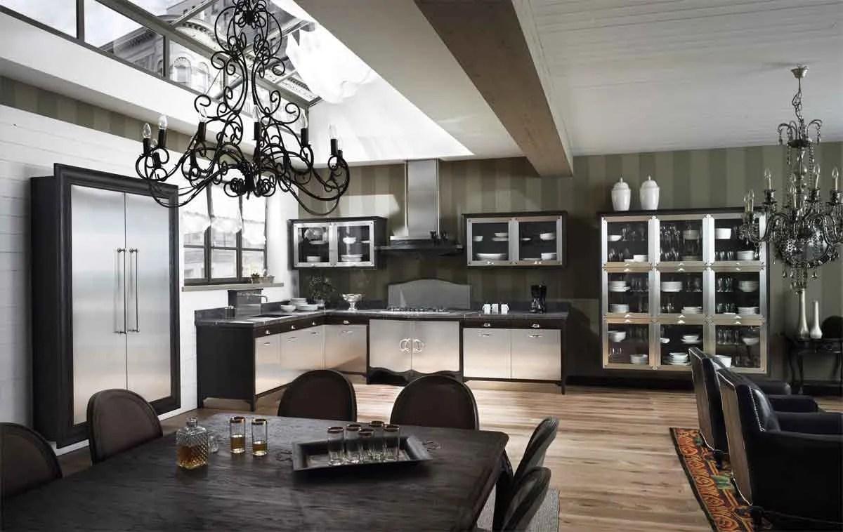 Cucine moderne Dechora realizzata da Marchi Cucine