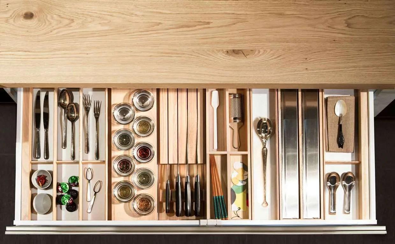 Accessori per cucina cosa propone Snaidero