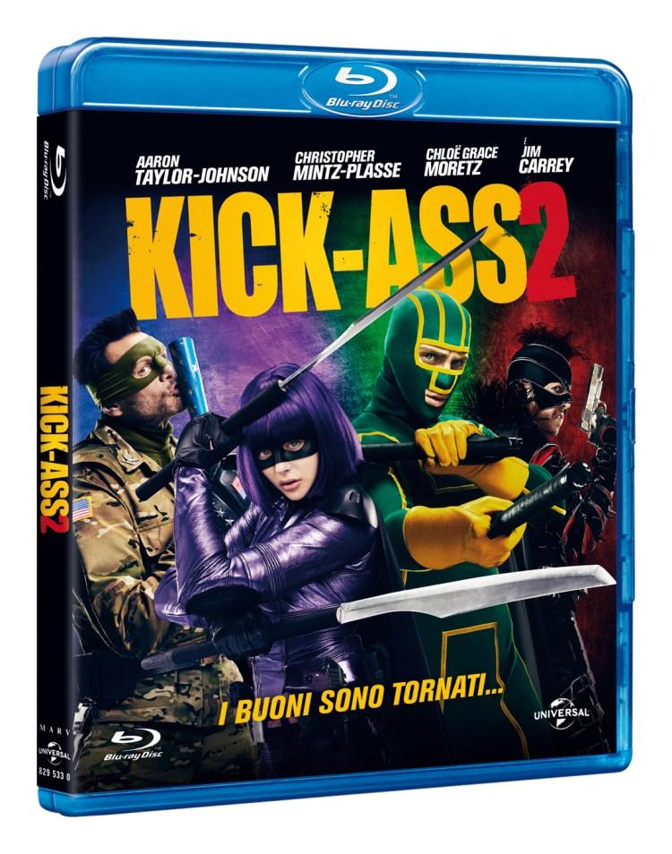 Kick-Ass 2: video-intervista ad Aaron Taylor-Johnson- Film.it