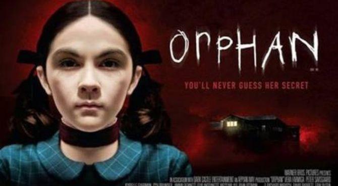 Orphan horror prodotto da Leonardo DiCaprio Filmit