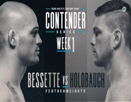 Download UFC Tuesday Night Contender Series 480p 720p 1080p