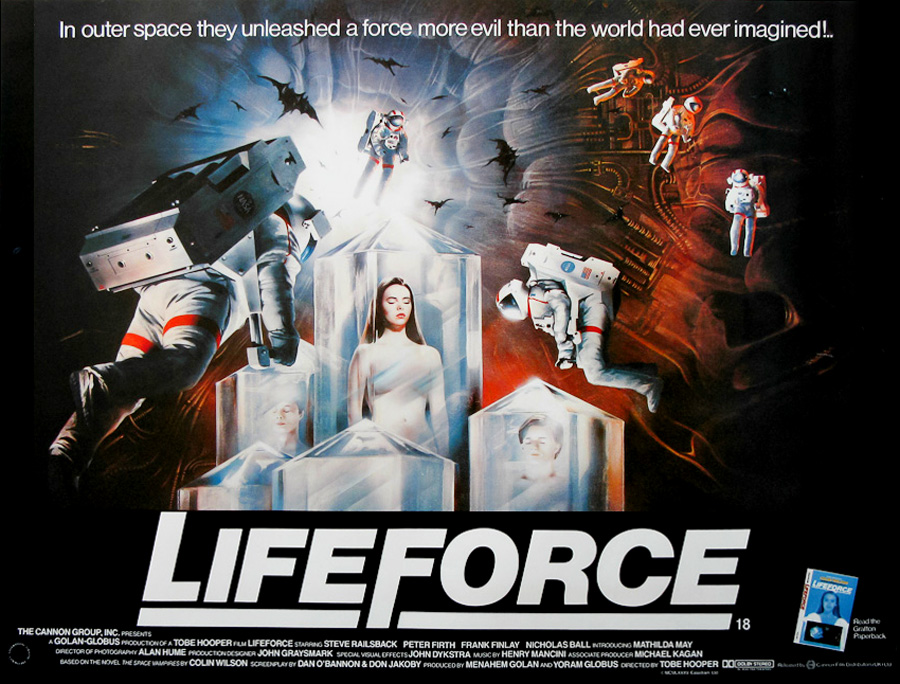 Lifeforce (1985) - Review
