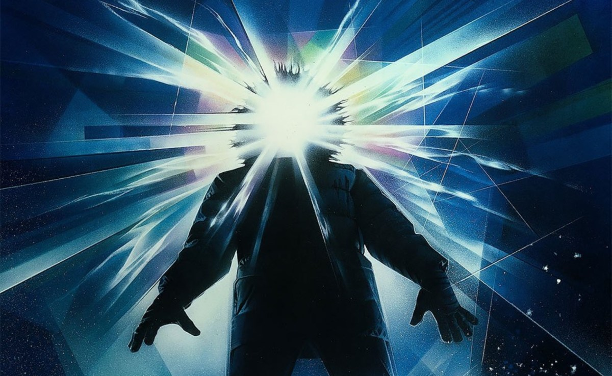 John Carpenter's The Thing (1982).