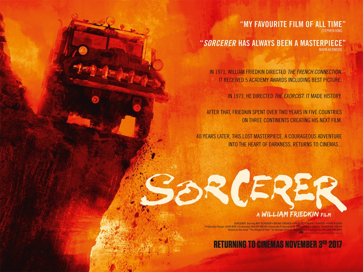 William Friedkin's Sorcerer (1977).