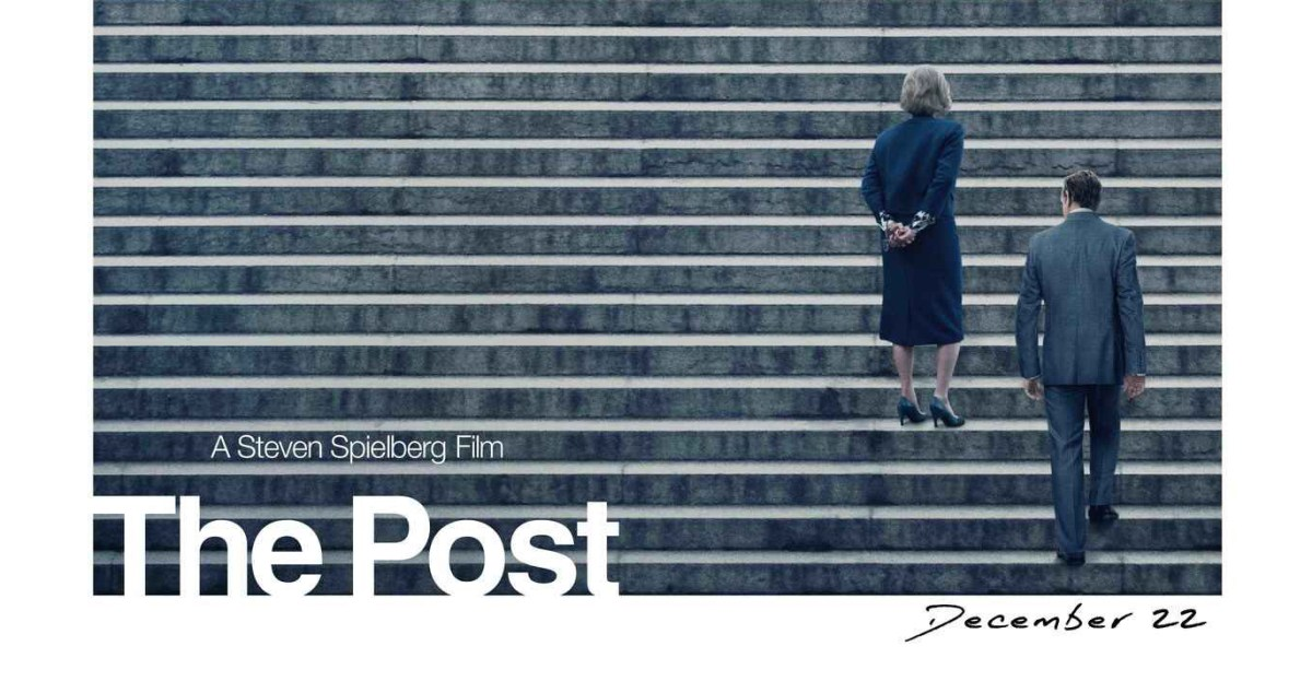 The Post (2017) - Review.