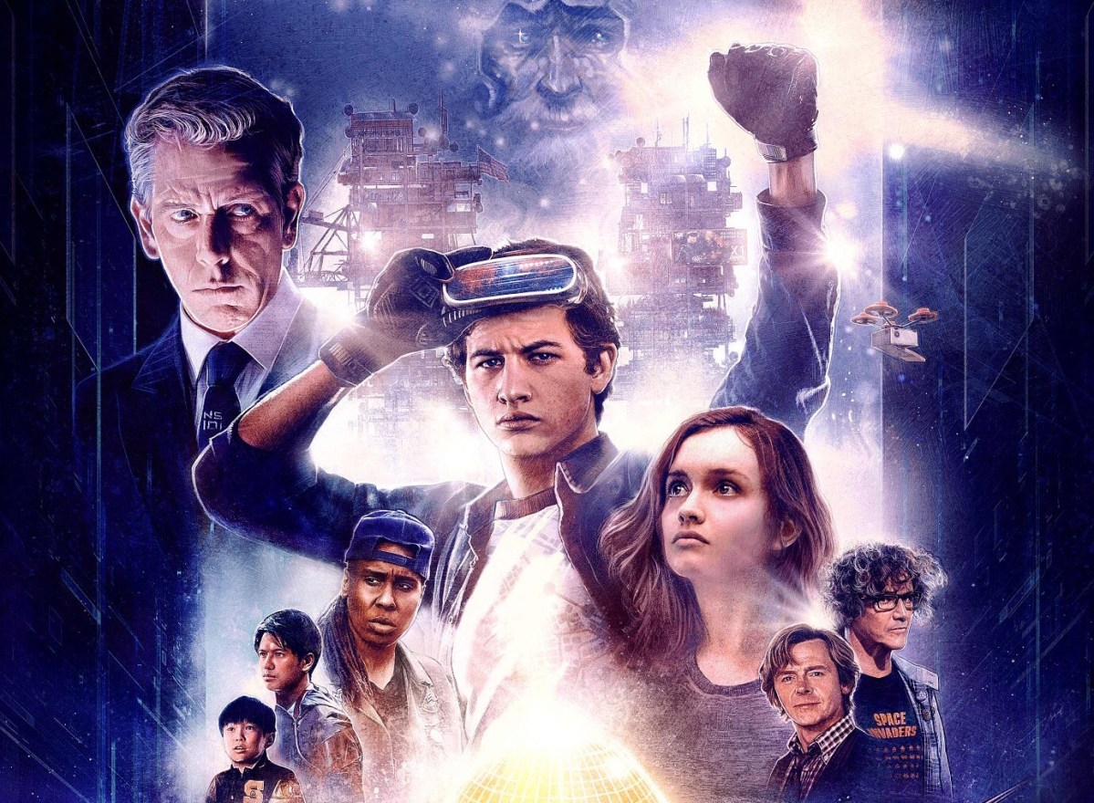 Ready Player One (2018) - Review.