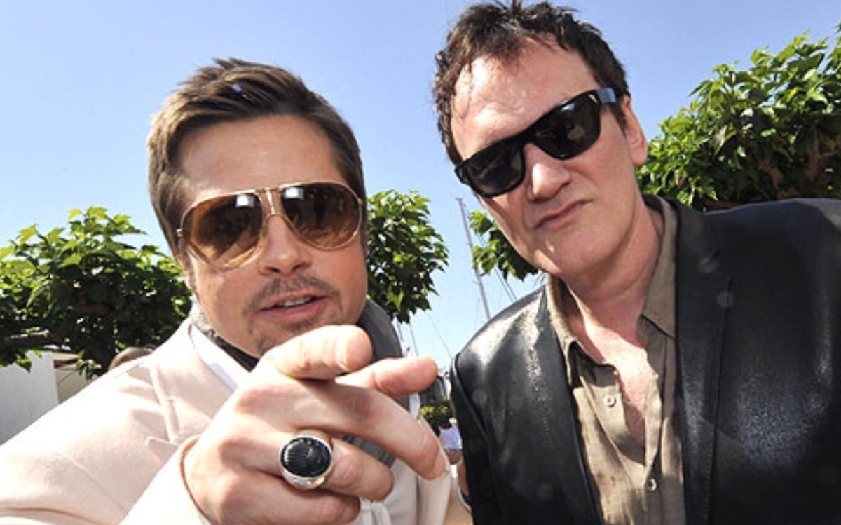 Brad Pitt joins Leonardo DiCaprio in Tarantino's forthcoming film about the Mason murders.