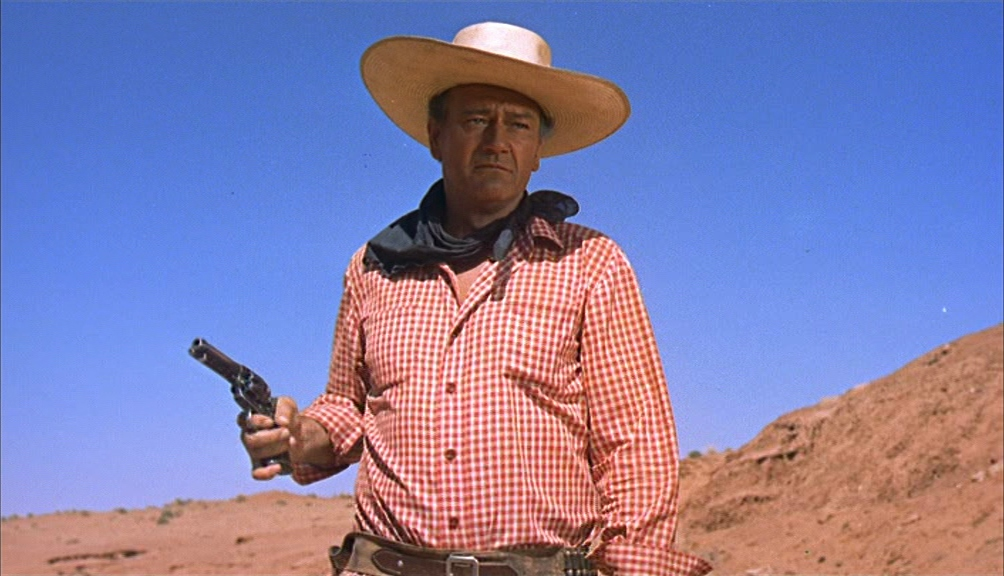 The Searchers (1956).