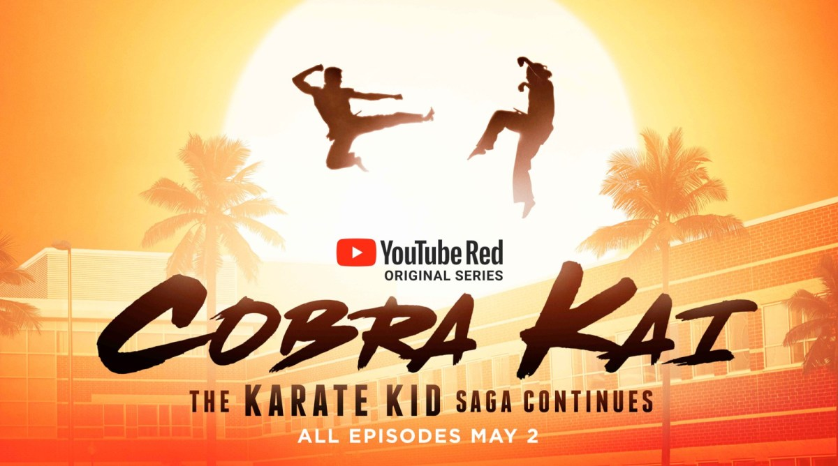 Cobra Kai (2018) - Episodes 1 & 2 - Review.