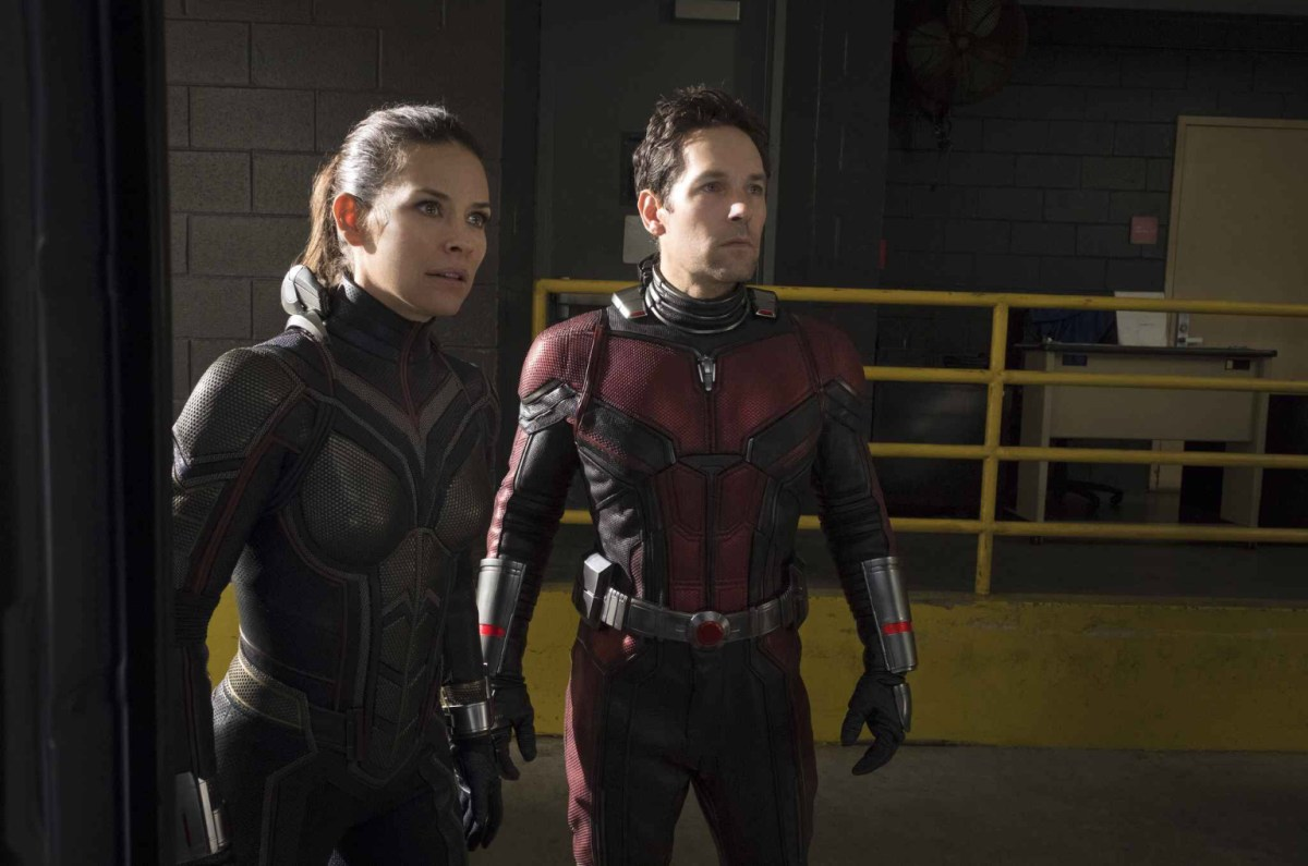 Evangeline Lilly voices her disapproval of the delayed U.K. release of Ant-Man & The Wasp.