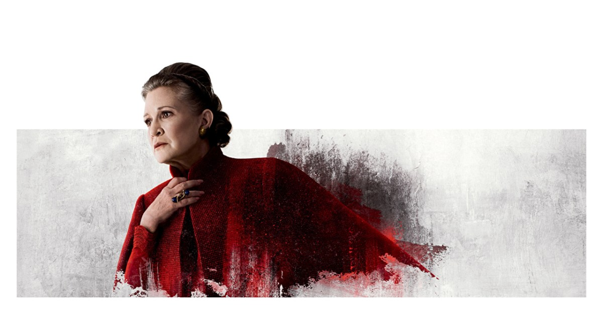 Carrie Fisher will not appear in Star Wars Episode IX.