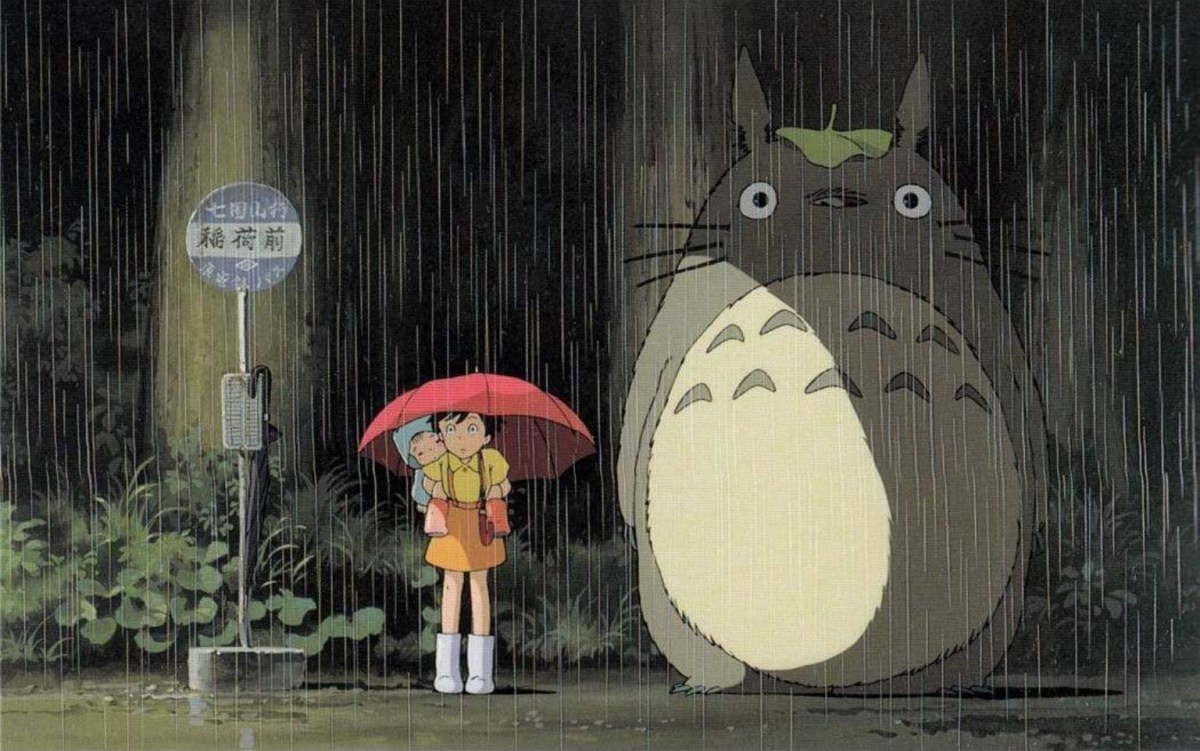 My Neighbor Totoro (1988) - Celebrating 30 years of an animated classic.
