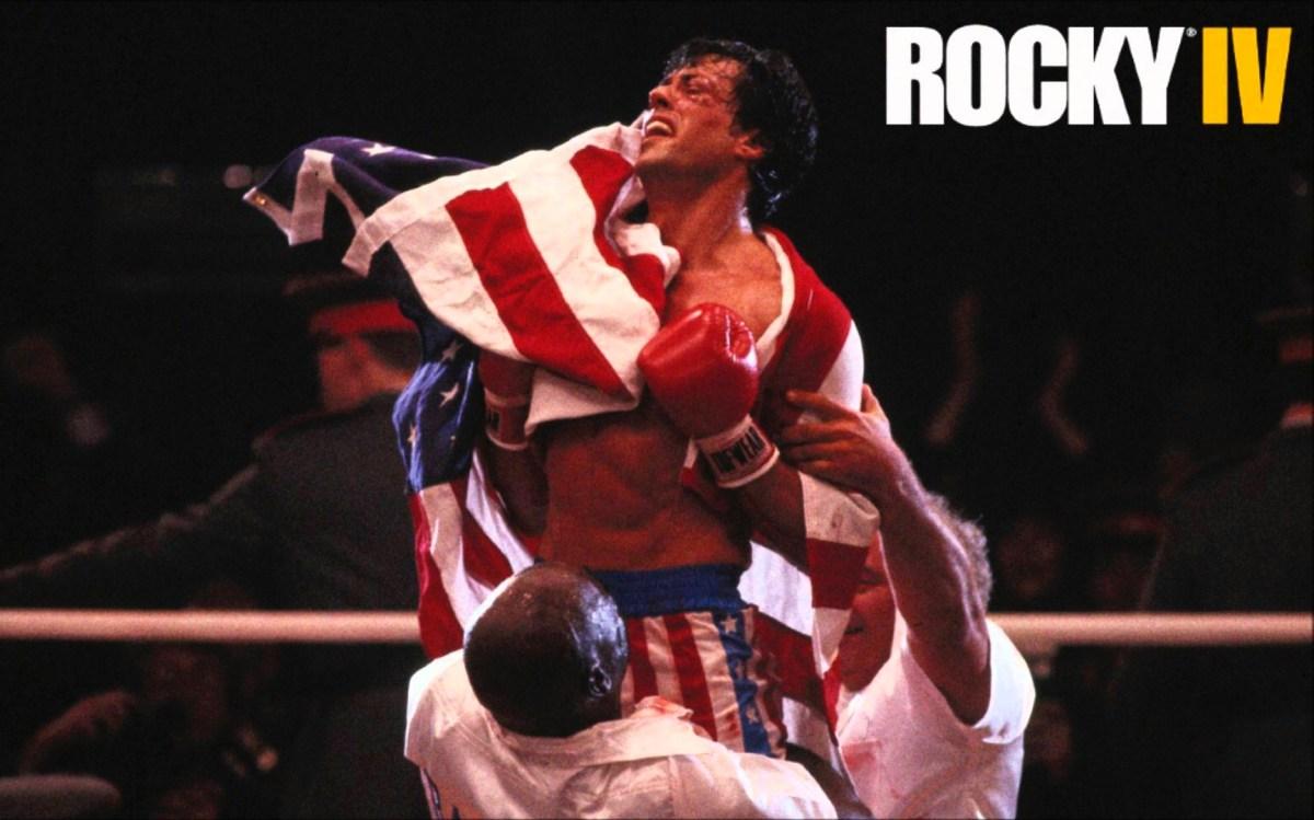 Rocky IV (1985).
