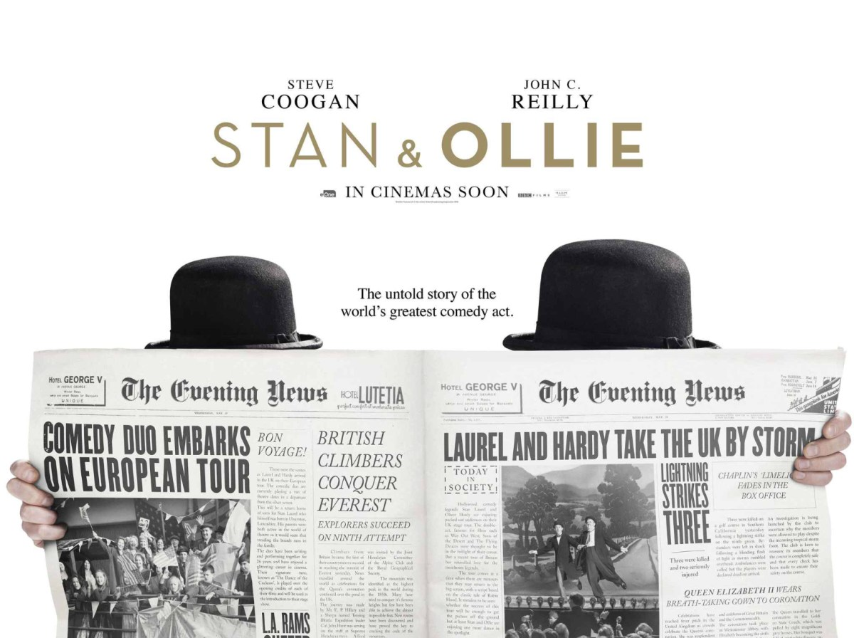 Stan & Ollie (2018).