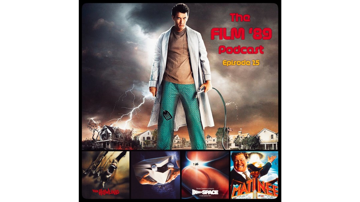 The Film '89 Podcast Episode 25 - Celebrating 30 years of Joe Dante's 'The 'Burbs' (1989).