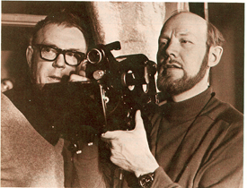Rune Ericson and Vilgot Sjöman