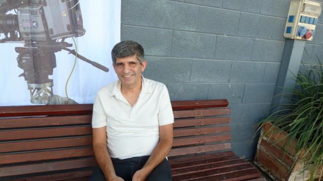 Michael Baranes, Editor of AV Magazine in Israel