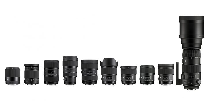 DSLR Group 30 18-300 18-35 50-100 24-35 Art Primes 150-600