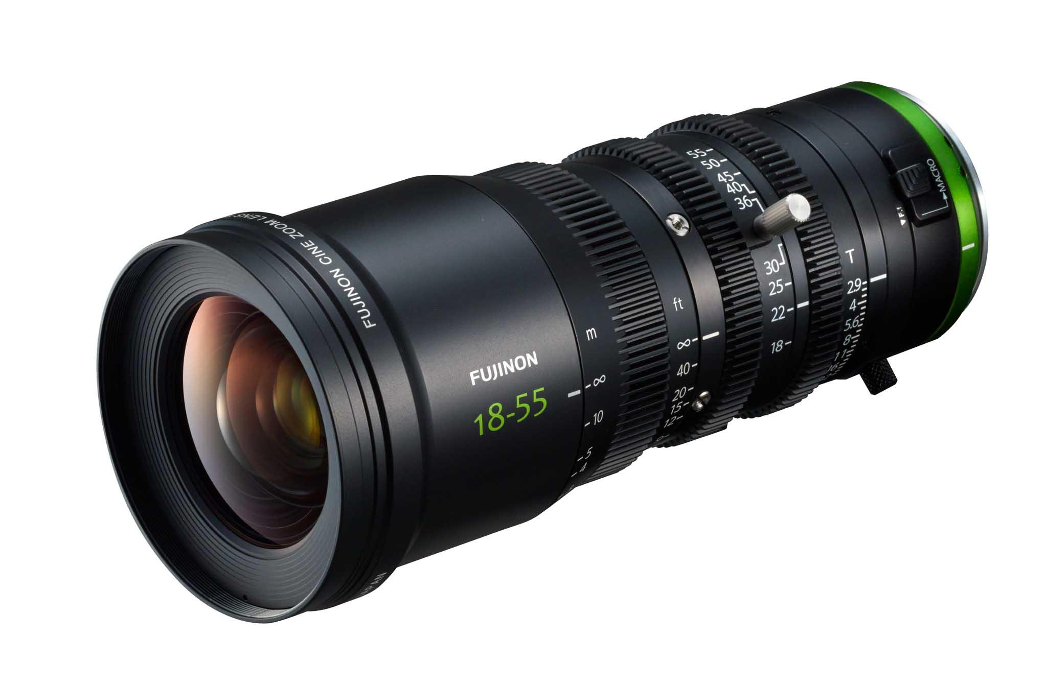FUJINON MK 1855  50135 T29 Zooms  Film and Digital Times