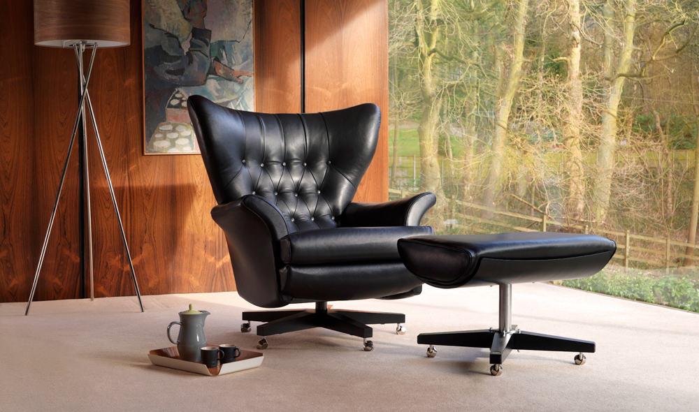 GPlan 6250 chair  Film and Furniture