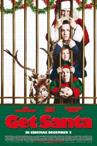Poster for 2014 Christmas comedy Get Santa