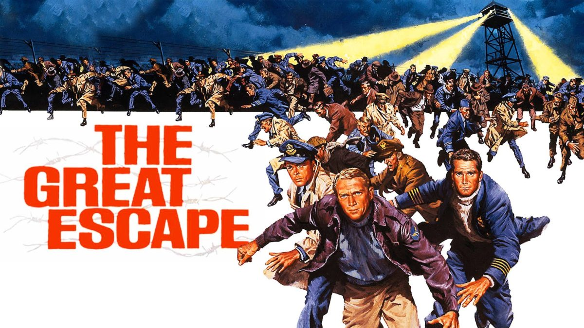 Image result for the great escape