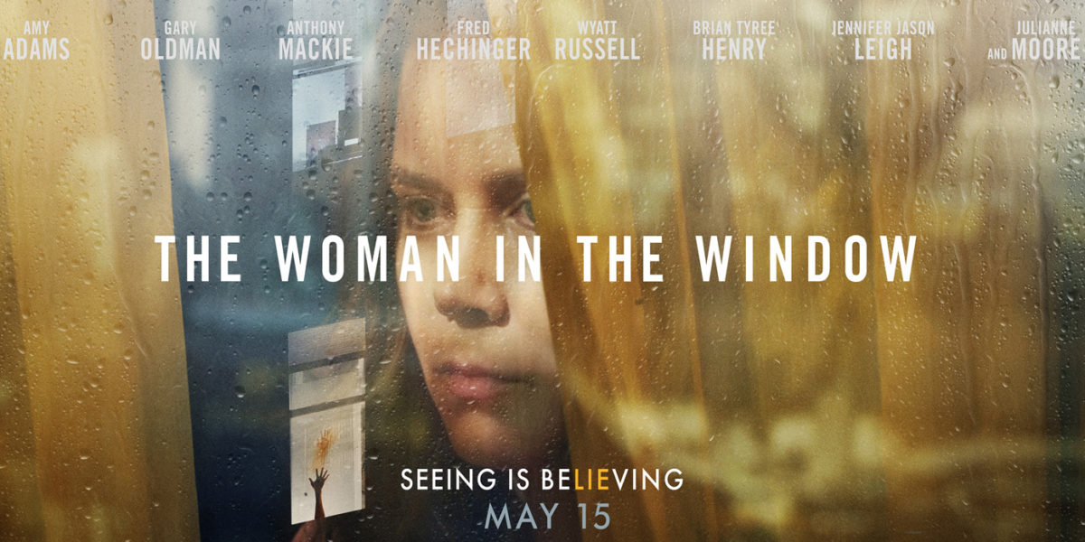 films getting delayed The Woman in the Window