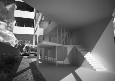 Edificio Manzanares
