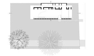 obra casa pilar planta