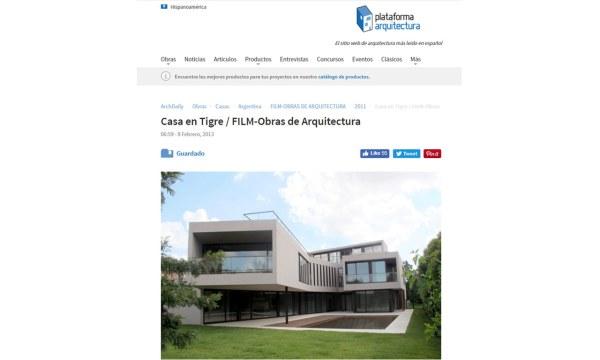 2013.02.08 Plataforma Arquitectura