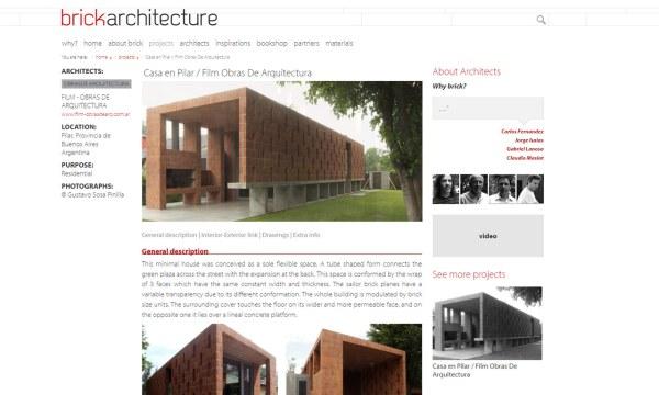 2016.04.05 Brick Architecture