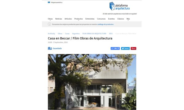 2016.09.03 Plataforma Arquitectura