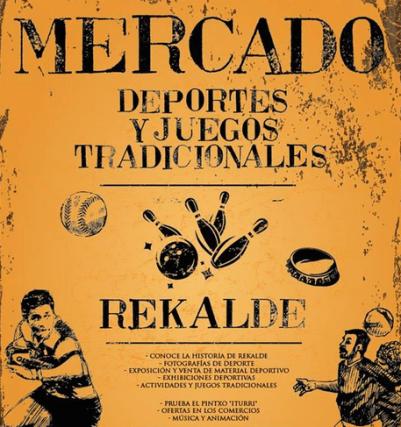Resumen del Mercado del Deporte y Juego Tradicional de Rekalde