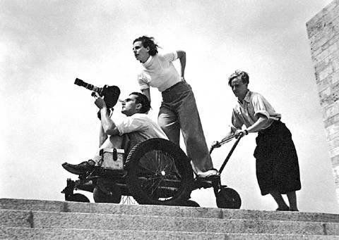 In Remembrance- Leni Riefenstahl