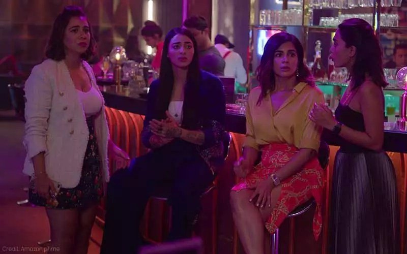 Four More Shots Please Season 2 Is The Streaming Equivalent Of Cosmopolitan Magazine