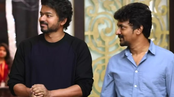 Vijay's Next: All Guns Blazing For Thalapathy 65, Produced By Sun Pictures And Directed by Nelson Dilipkumar