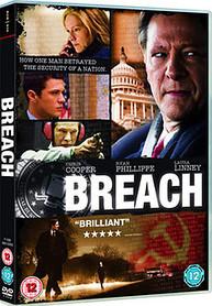 Breach DVD cover
