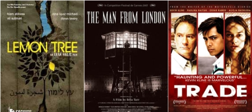Selected Cinema Releases 12-12-08