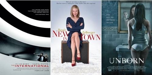 UK Cinema Releases 27-02-09
