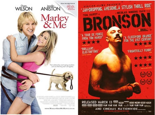 UK Cinema Releases 13-03-09