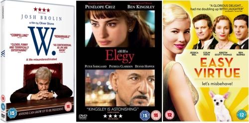 UK DVD Releases 16-03-09