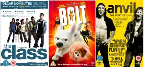 DVD Picks 15-06-09