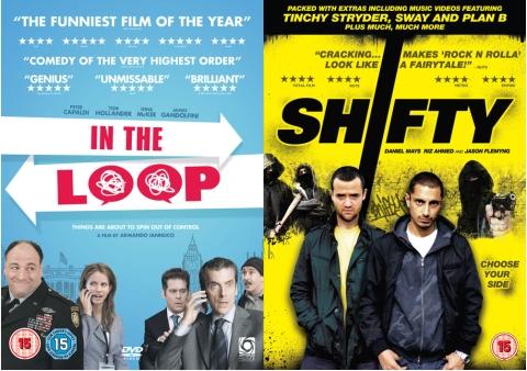 UK DVD Releases 24-08-09