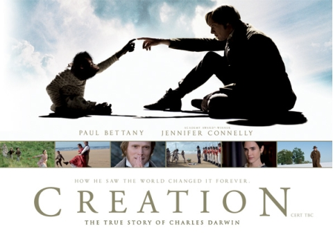 Creation UK poster