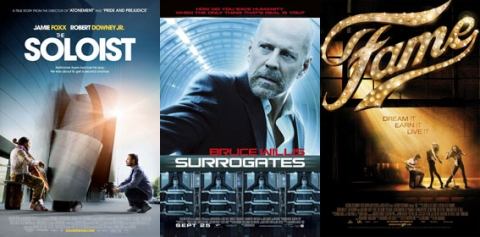 UK Cinema Releases 25-09-09
