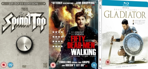 UK DVD and Blu-ray Releases 07-09-09